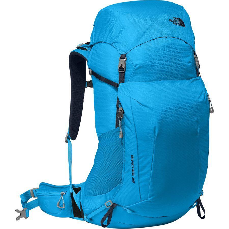(取寄)ノースフェイス バンチー 35L バックパック The North Face Men's Banchee 35L Backpack Hyper Blue/Bomber Blue