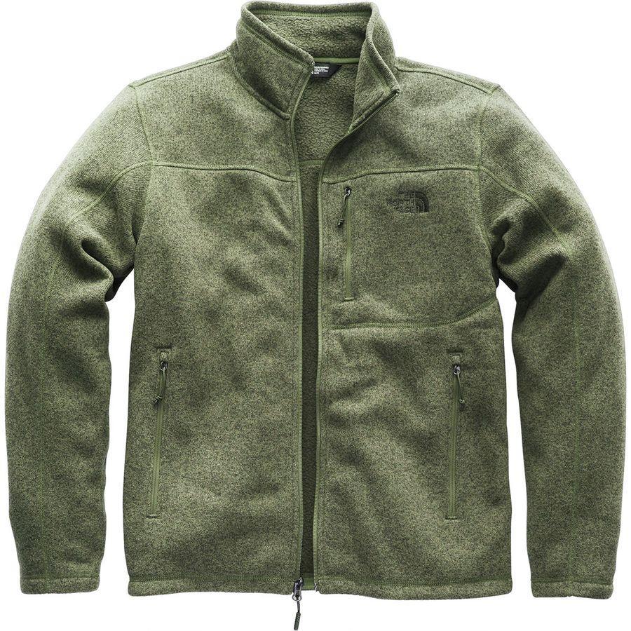 (取寄)ノースフェイス メンズ ゴードン リヨン フリース ジャケット The North Face Men's Gordon Lyons Fleece Jacket Four Leaf Clover Heather