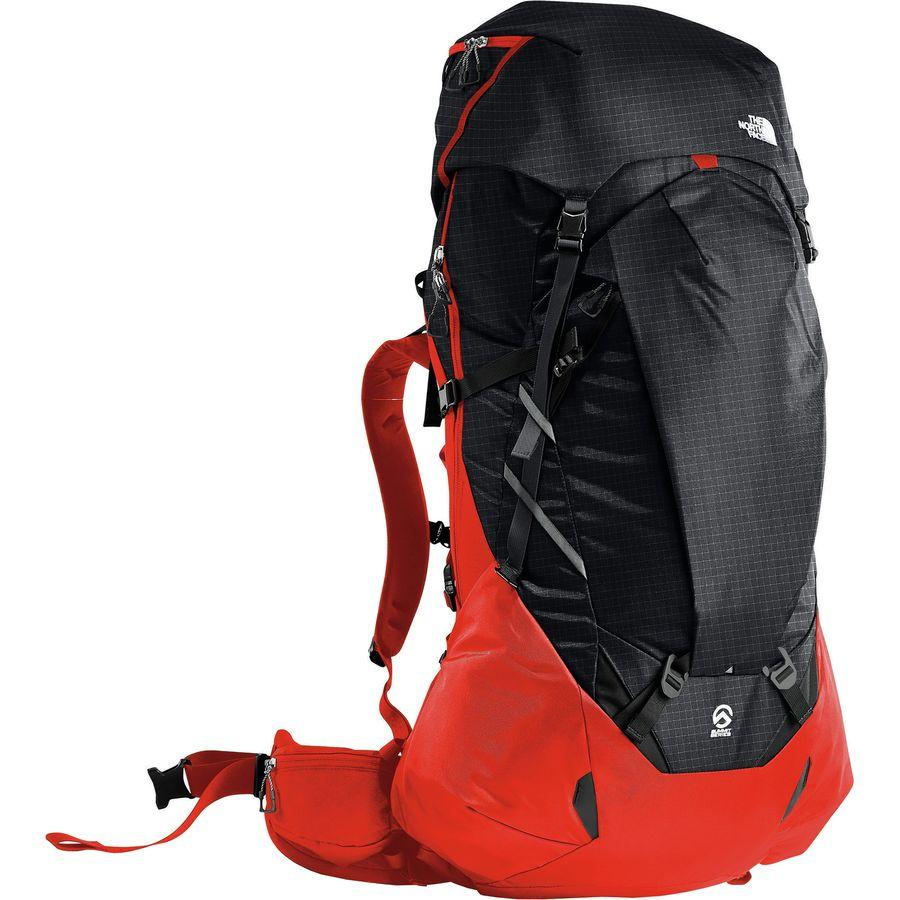 (取寄)ノースフェイス プロフェット 85L バックパック The North Face Men's Prophet 85L Backpack Fiery Red/Tnf Black