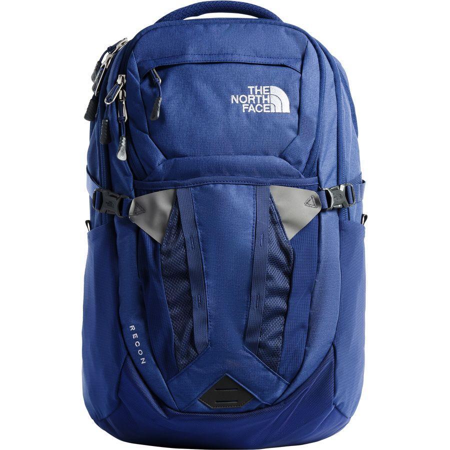 (取寄)ノースフェイス リーコン 31L バックパック The North Face Men's Recon 31L Backpack Flag Blue Dark Heather/Tnf White