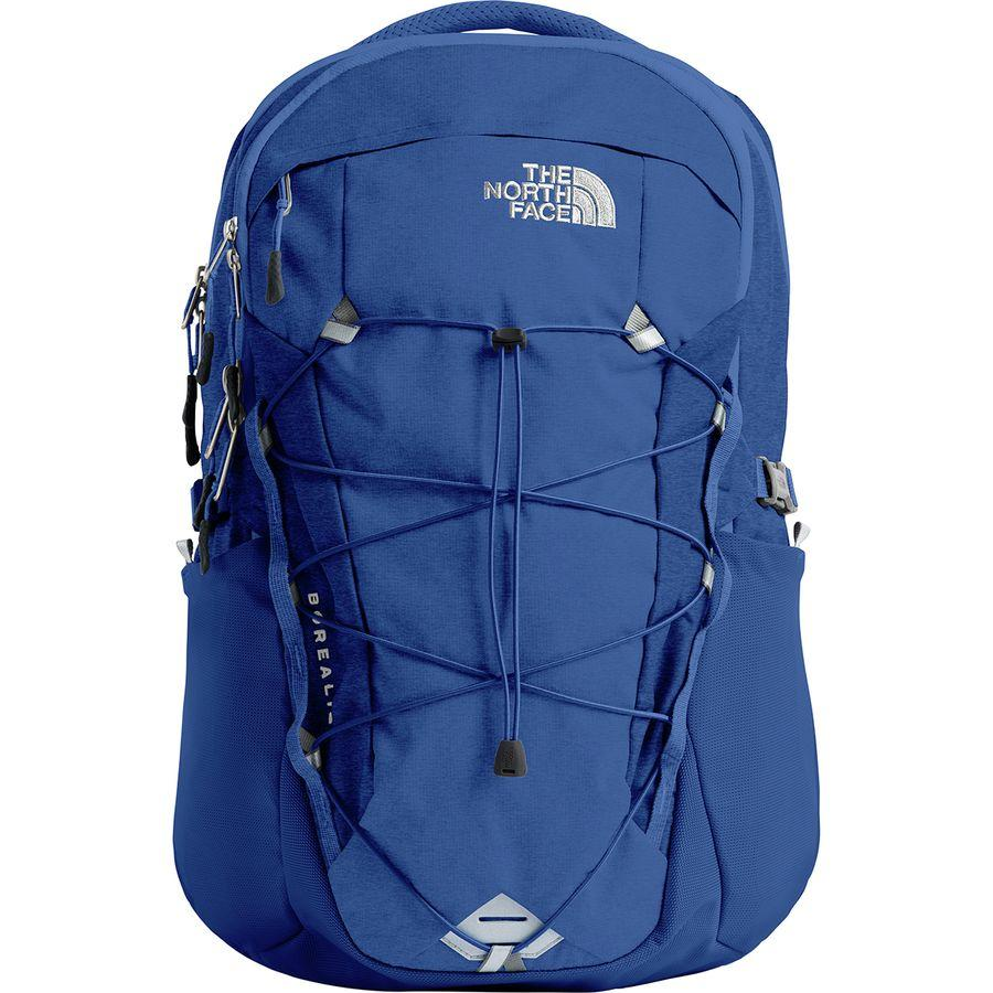 (取寄)ノースフェイス ボレアリス 28L バックパック The North Face Men's Borealis 28L Backpack Flag Blue Dark Heather/Tnf White