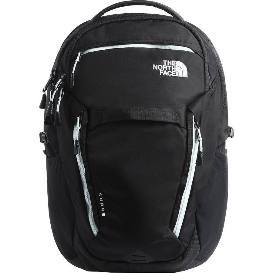 76d45331d (order) North Face Lady's serge 31L backpack The North Face Women Surge 31L  Backpack Tnf Black