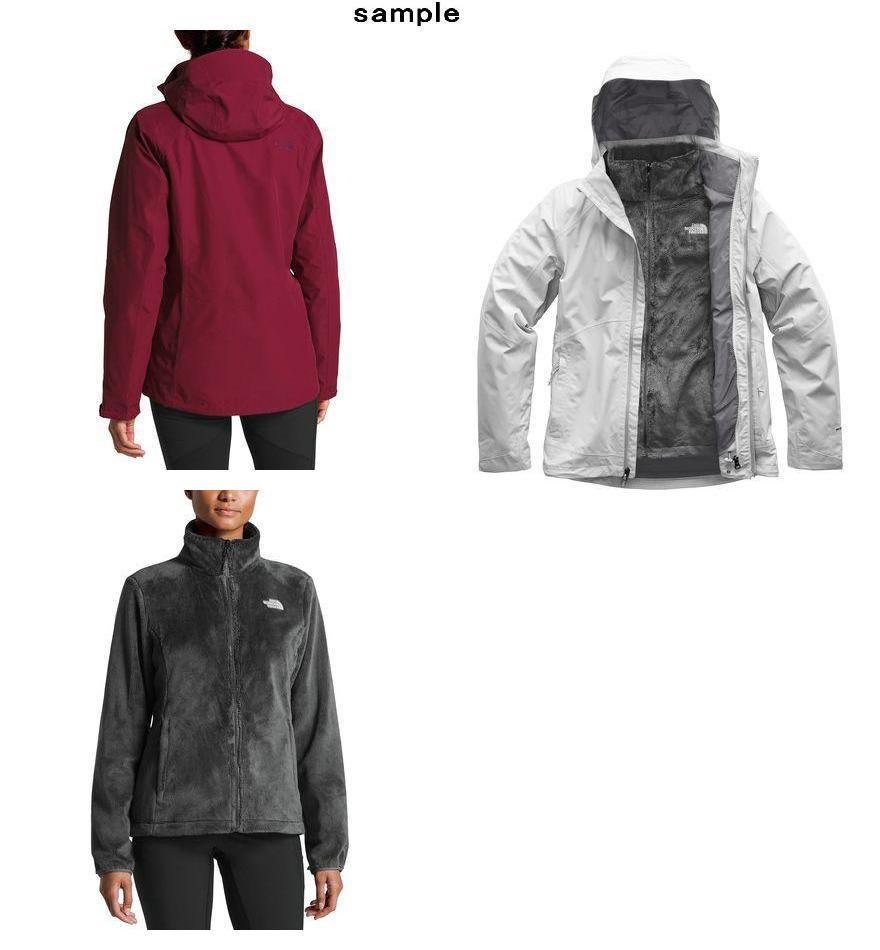 f3905ff54 (order) North Face Lady's Osito トリクラメイトジャケット The North Face Women Osito  Triclimate Jacket Vanadis Grey/Asphalt Grey