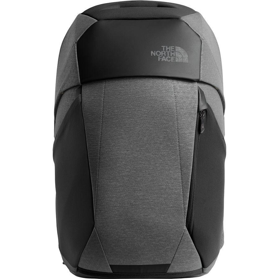 (取寄)ノースフェイス アクセス 0225Lラップトップ バックパック The North Face Men's Access 02 25L Laptop Backpack Tnf Dark Grey Heather/Tnf Black