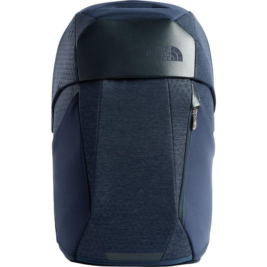 (order) North Face access 0225L laptop backpack The North Face Men s Access  02 25L Laptop Backpack Urban Navy Dark Heather Shady Blue 1fbda382e9f0b