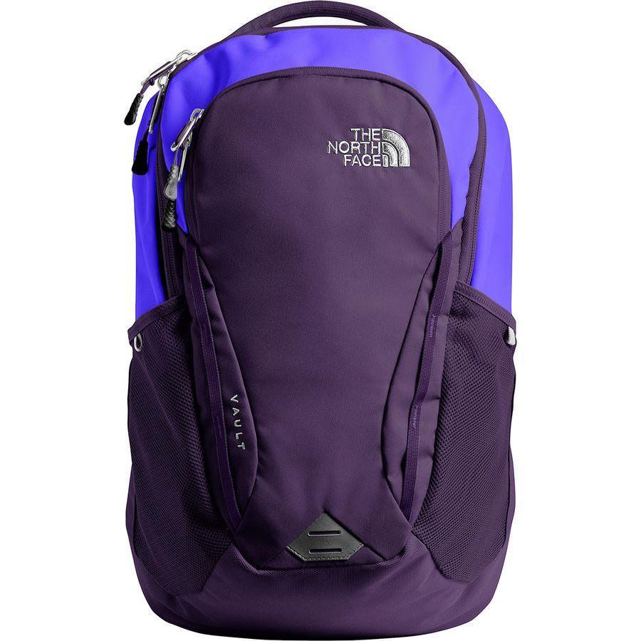 (取寄)ノースフェイス レディース ボルト 26L バックパック The North Face Women Vault 26L Backpack Deep Blue/Galaxy Purple