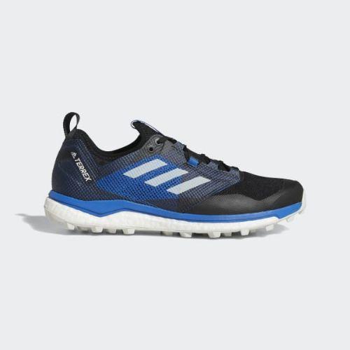 (取寄)アディダス メンズ テレックス アグラヴィック XTシューズ ランニングシューズ adidas Men's Terrex Agravic XT Shoes Core Black / Grey / Blue Beauty