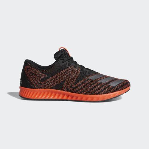 (取寄)アディダス メンズ エアロバウンス PR ランニングシューズ adidas Men's Aerobounce PR Shoes Core Black / Night Metallic / Solar Red