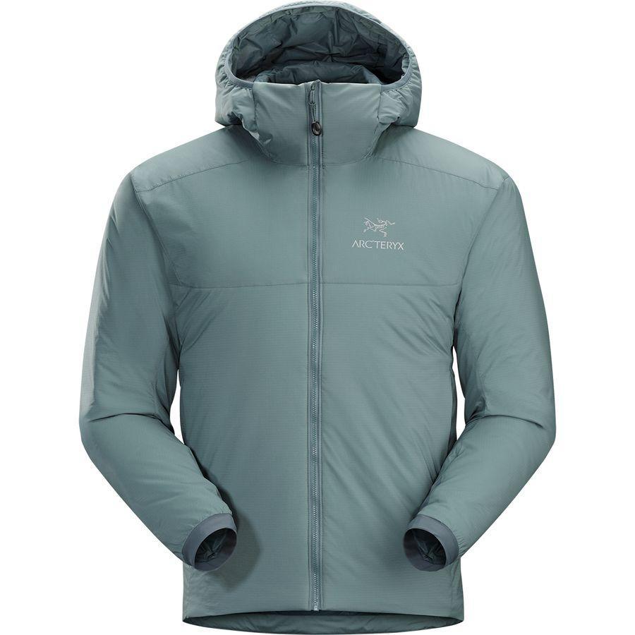 (取寄)アークテリクス メンズ アトム AR フーデッド インサレーテッド ジャケット Arc'teryx Men's Atom AR Hooded Insulated Jacket Proteus