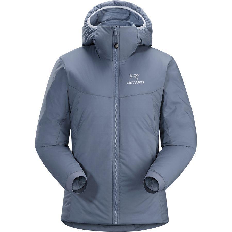 (取寄)アークテリクス レディース アトム AR フーデッド インサレーテッド ジャケット Arc'teryx Women Atom AR Hooded Insulated Jacket Nightshadow