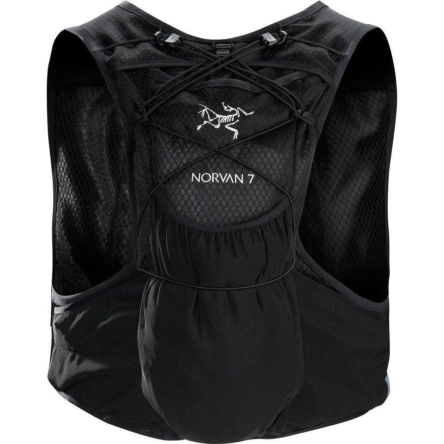 (取寄)アークテリクス ノーバン 7ハイドレーション ベスト Arc'teryx Men's Norvan 7 Hydration Vest Black