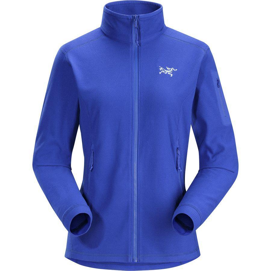 (取寄)アークテリクス レディース デルタ LT フリース ジャケット Arc'teryx Women Delta LT Fleece Jacket Zaffre