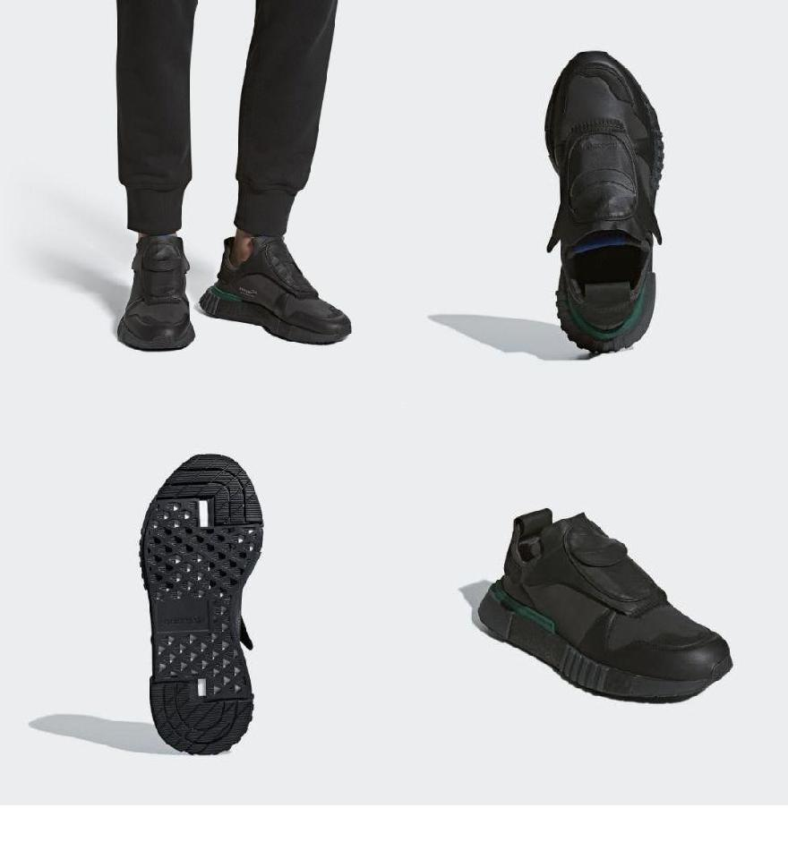 size 40 5f6cb dfd22 (order) アディダスオリジナルスメンズフューチャーペーサースニーカー adidas originals Mens Futurepacer  Shoes Core Black  Carbon  Cloud White
