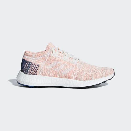 (取寄)アディダス レディース ピュアブースト ゴー ランニングシューズ adidas Women Pureboost Go Shoes Running White / Cloud White / Mystery Ink