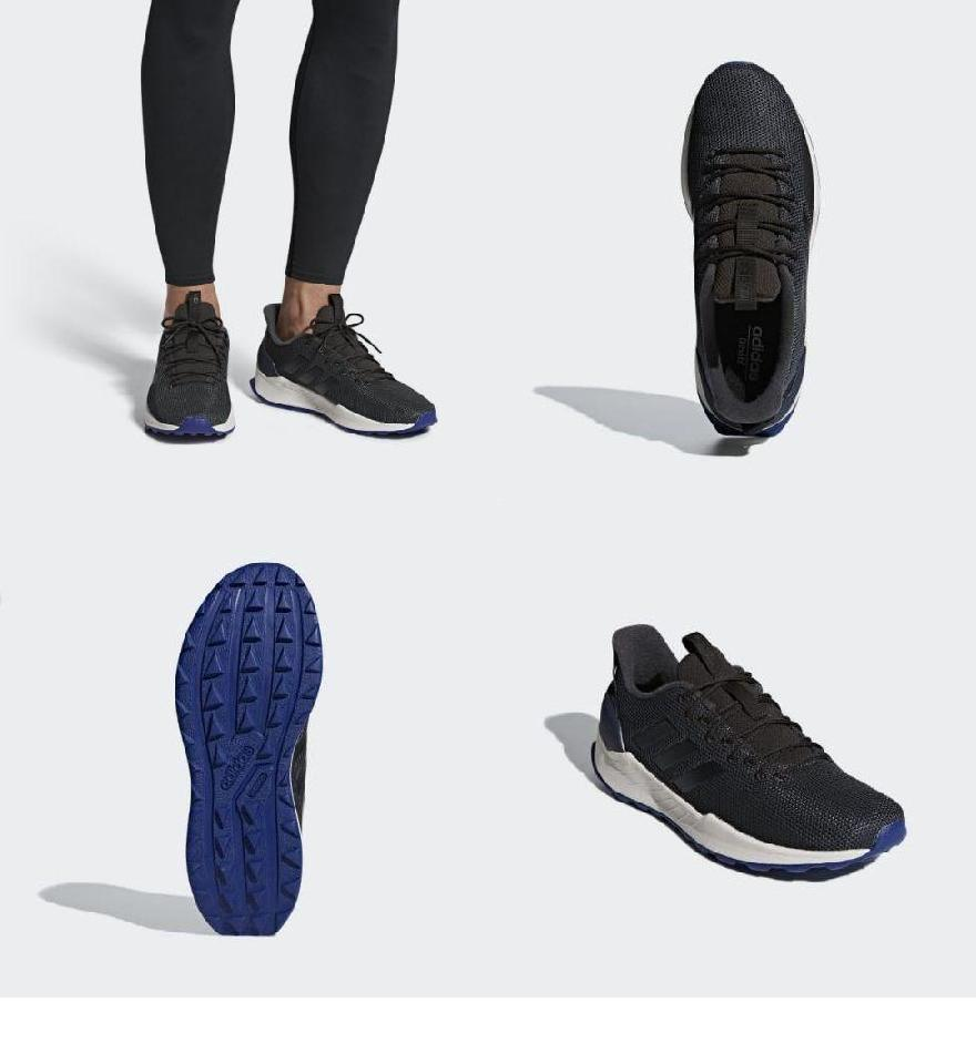 3f31d41efc78ee (order) Adidas men zouk Esther trail running shoes adidas Men s Questar  Trail Shoes Night Brown   Core Black   Mystery Ink