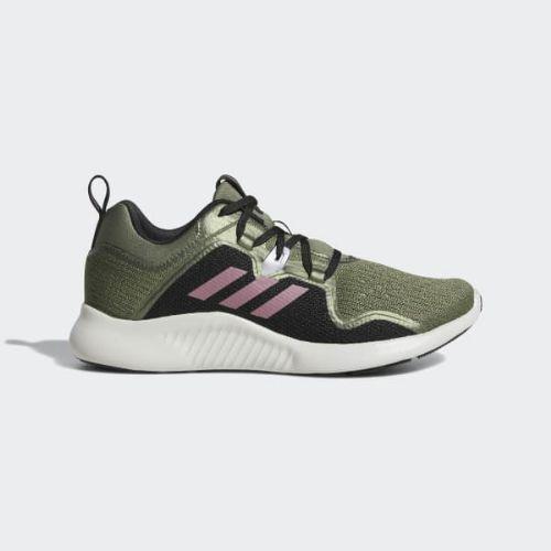 (取寄)アディダス レディース エッジバウンス ランニングシューズ adidas Women Edgebounce Shoes Base Green / Core Black / Trace Maroon
