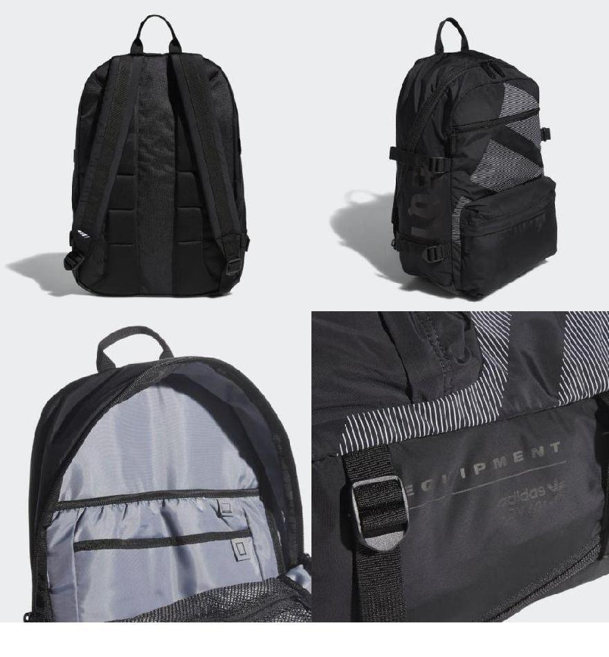 e09c12efb34d (order) Adidas originals men EQT backpack adidas originals Men s EQT  Backpack Black