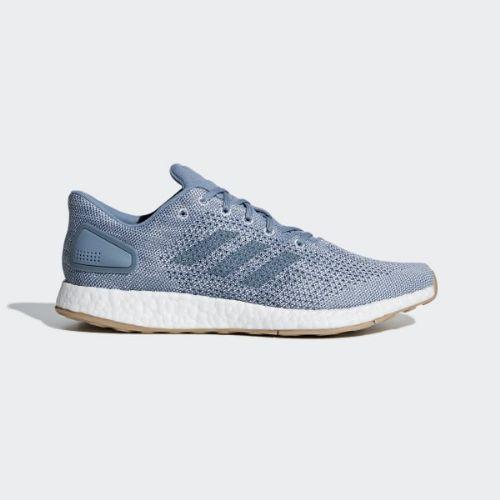 (取寄)アディダス メンズ ピュアブースト DPR ランニングシューズ adidas Men's Pureboost DPR Shoes Raw Grey / Raw Grey / Aero Blue