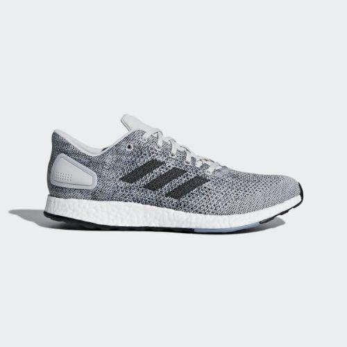 (取寄)アディダス メンズ ピュアブースト DPR ランニングシューズ adidas Men's Pureboost DPR Shoes Grey / Cloud White / Raw Grey