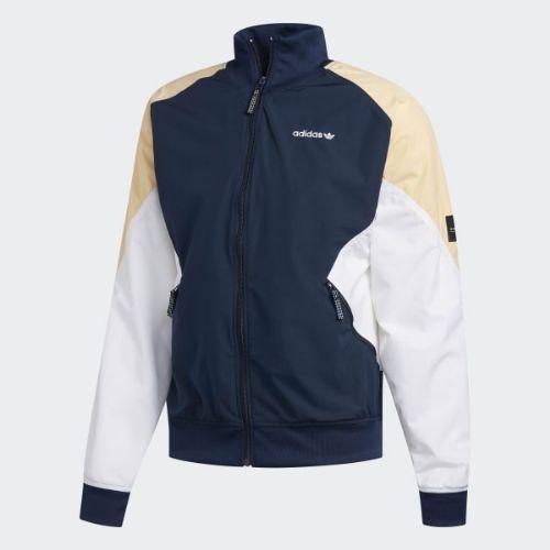 (取寄)アディダス オリジナルス メンズ EQT ジャケット adidas originals Men's EQT Jacket Collegiate Navy