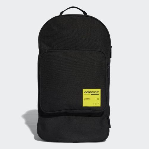 (取寄)アディダス オリジナルス メンズ バックパック adidas originals Men's Backpack Black