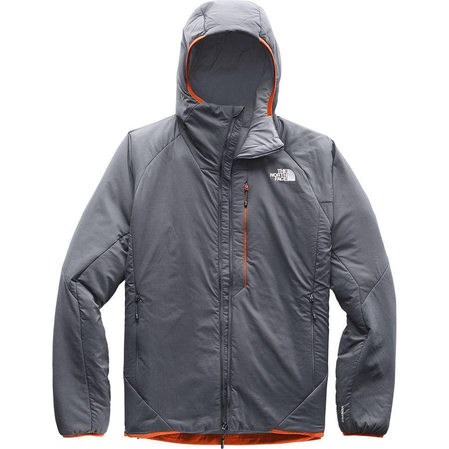 (取寄)ノースフェイス メンズ ヴェントリックス フーデッド インサレーテッド ジャケット The North Face Men's Ventrix Hooded Insulated Jacket Vanadis Grey/Vanadis Grey