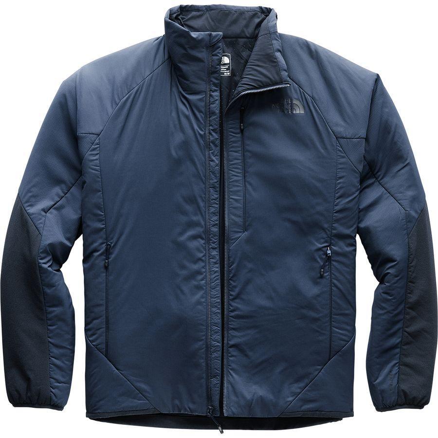 【クーポンで最大2000円OFF】(取寄)ノースフェイス メンズ ヴェントリックス インサレーテッド ジャケット The North Face Men's Ventrix Insulated Jacket Shady Blue/Urban Navy
