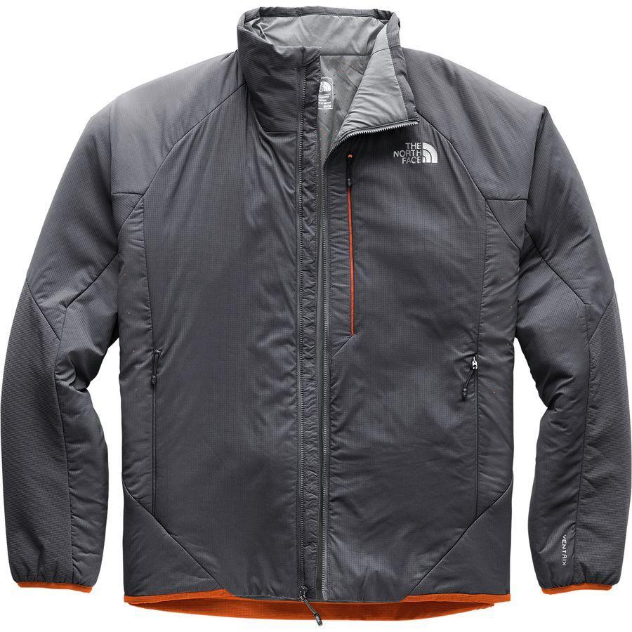 (取寄)ノースフェイス メンズ ヴェントリックス インサレーテッド ジャケット The North Face Men's Ventrix Insulated Jacket Vanadis Grey/Vanadis Grey