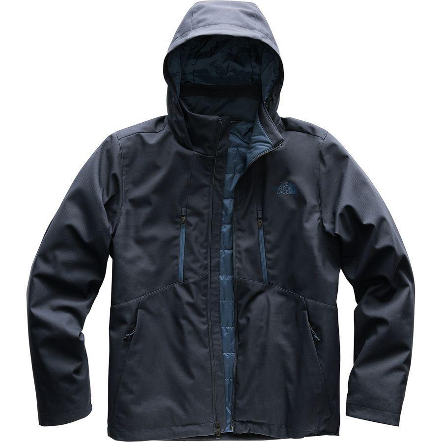 (取寄)ノースフェイス メンズ アペックス エレベーション フーデッド ソフトシェル ジャケット The North Face Men's Apex Elevation Hooded Softshell Jacket Urban Navy/Urban Navy