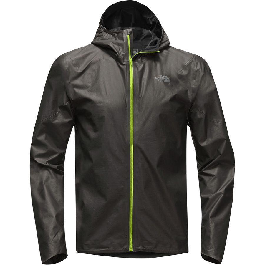 (取寄)ノースフェイス メンズ ハイパーエア Gtx トレイル ジャケット The North Face Men's Hyperair GTX Trail Jacket Tnf Black/Bright Yellow