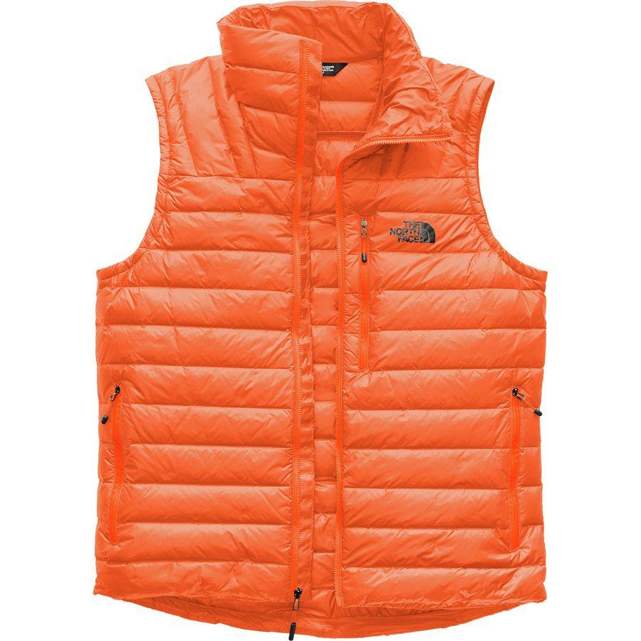 (取寄)ノースフェイス メンズ モーフ ベスト The North Face Men's Morph Vest Persian Orange