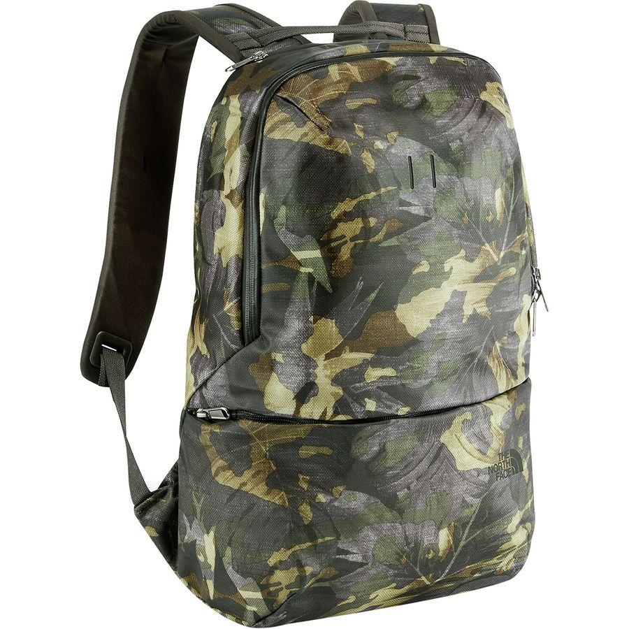 (取寄)ノースフェイス Bttfb 26L バックパック The North Face Men's BTTFB 26L Backpack English Green Tropical Camo Print