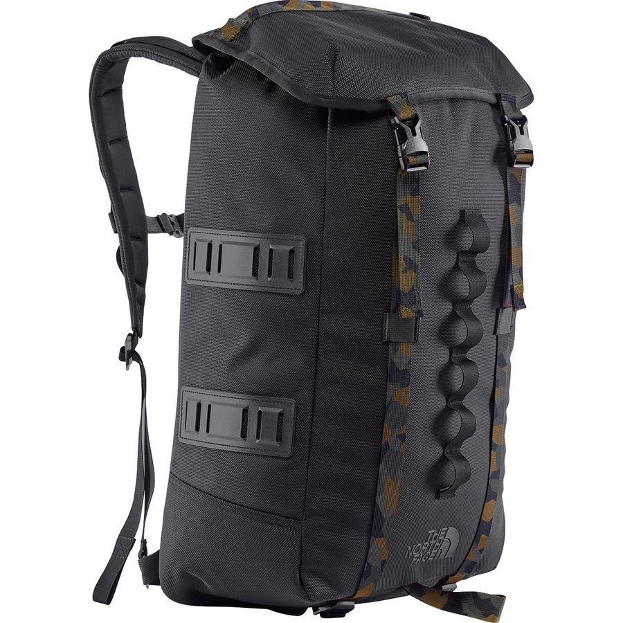 (取寄)ノースフェイス リネージュ ラック 37L バックパック The North Face Men's Lineage Ruck 37L Backpack Asphalt Grey/Asphalt Grey