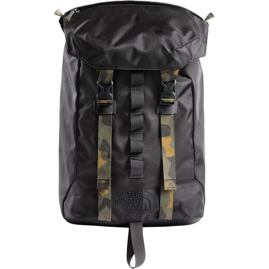 (取寄)ノースフェイス リネージュ ラック 23L バックパック The North Face Men's Lineage Ruck 23L Backpack Asphalt Grey/Asphalt Grey