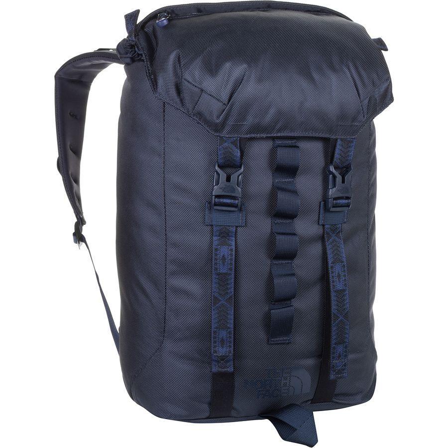 (取寄)ノースフェイス リネージュ ラック 23L バックパック The North Face Men's Lineage Ruck 23L Backpack Urban Navy/Urban Navy