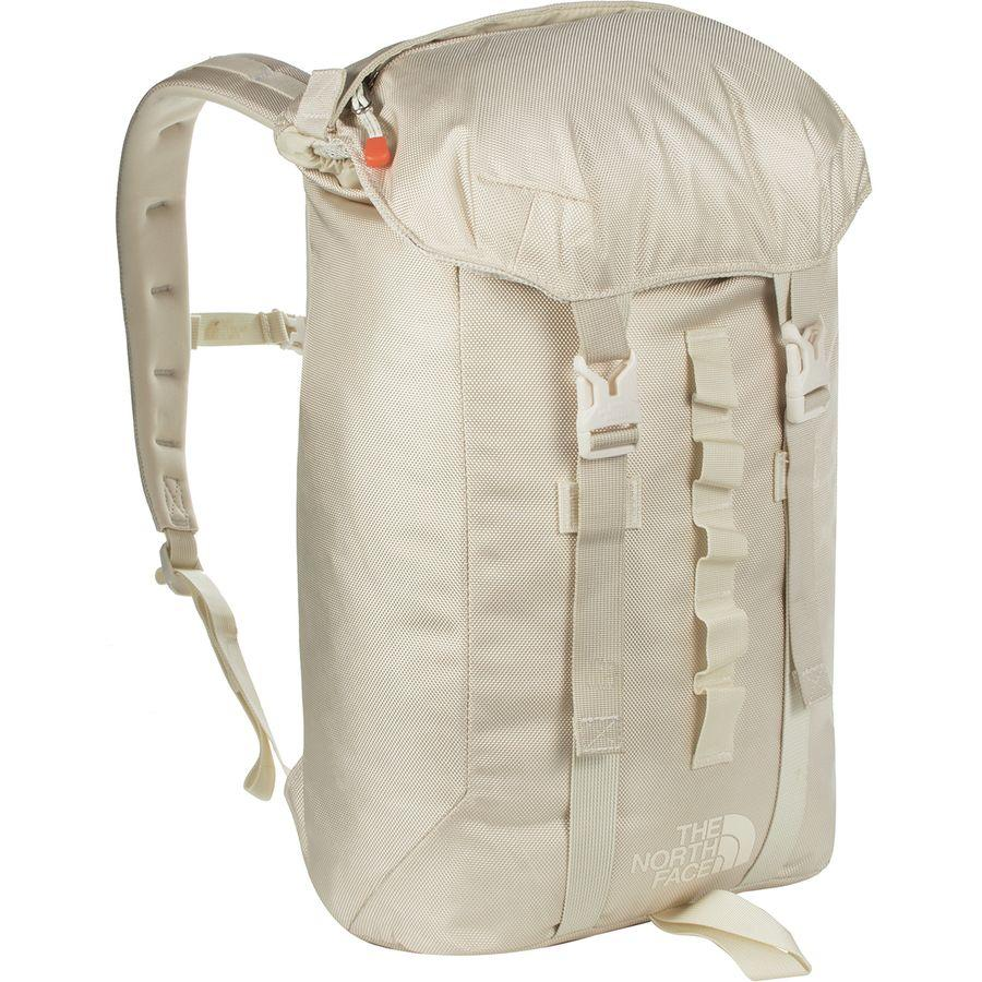 (取寄)ノースフェイス リネージュ ラック 23L バックパック The North Face Men's Lineage Ruck 23L Backpack Vintage White/Vintage White