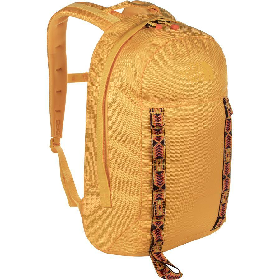 (取寄)ノースフェイス リネージュ 20L パック The North Face Men's Lineage 20L Pack Tnf Yellow/Tnf Yellow