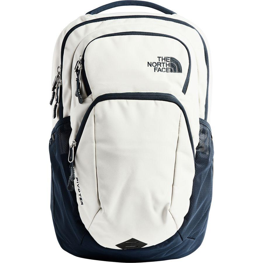 (取寄)ノースフェイス ピボッター 27L バックパック The North Face Men's Pivoter 27L Backpack Peyote Beige/Urban Navy