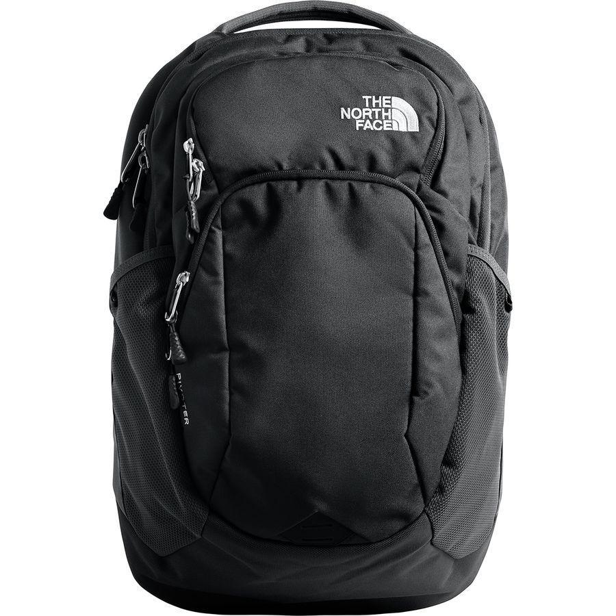 (取寄)ノースフェイス ピボッター 27L バックパック The North Face Men's Pivoter 27L Backpack Tnf Black