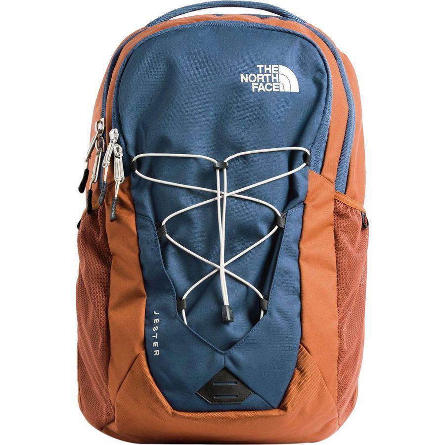 (取寄)ノースフェイス ジェスター 26L バックパック The North Face Men's Jester 26L Backpack Shady Blue/Gingerbread Brown
