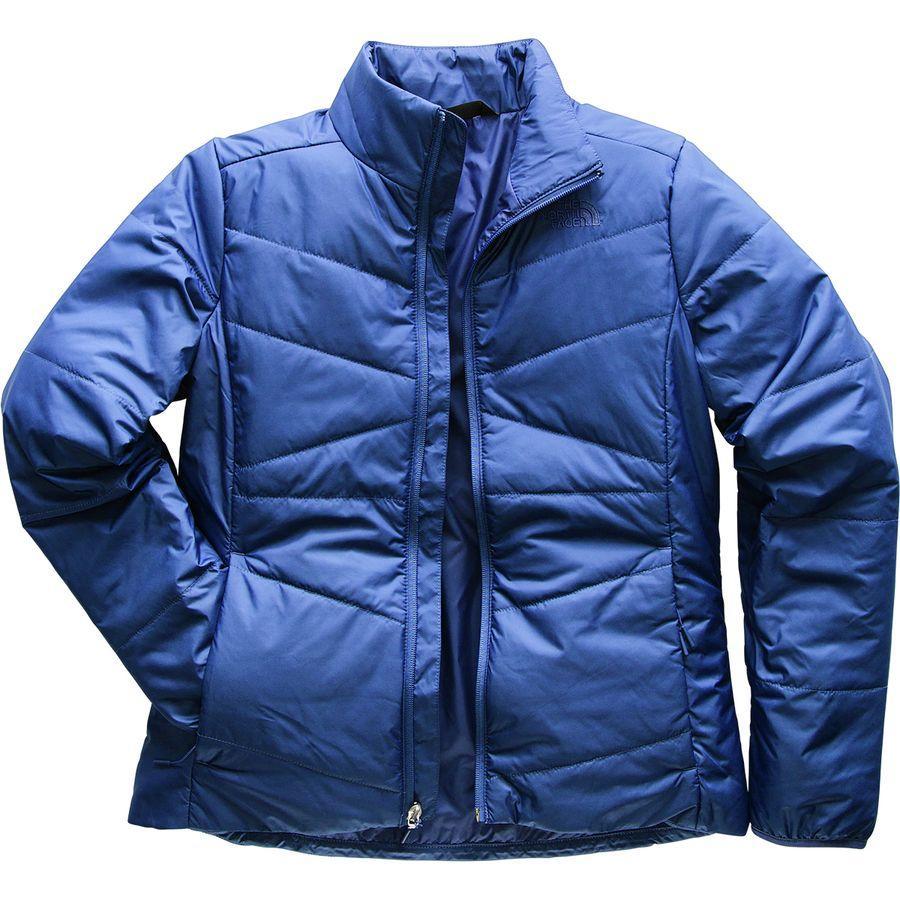 (取寄)ノースフェイス レディース ボンベイ インサレーテッド ジャケット The North Face Women Bombay Insulated Jacket Sodalite Blue