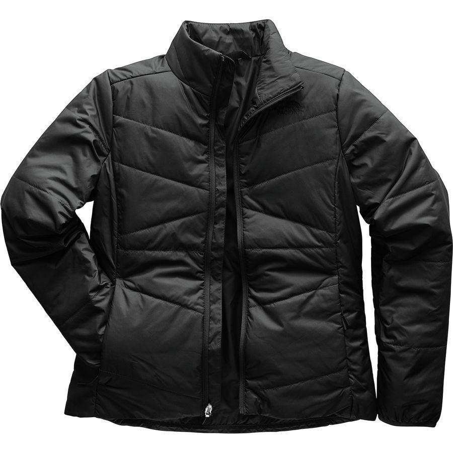 (取寄)ノースフェイス レディース ボンベイ インサレーテッド ジャケット The North Face Women Bombay Insulated Jacket Tnf Black