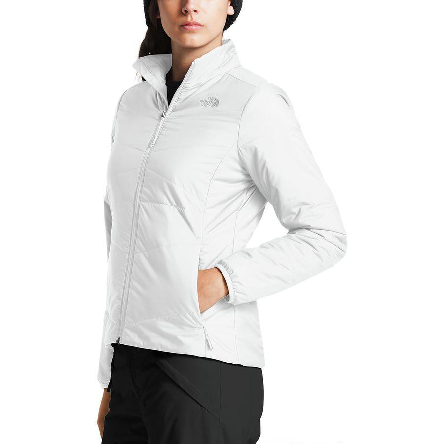 (取寄)ノースフェイス レディース ボンベイ インサレーテッド ジャケット The North Face Women Bombay Insulated Jacket Tnf White
