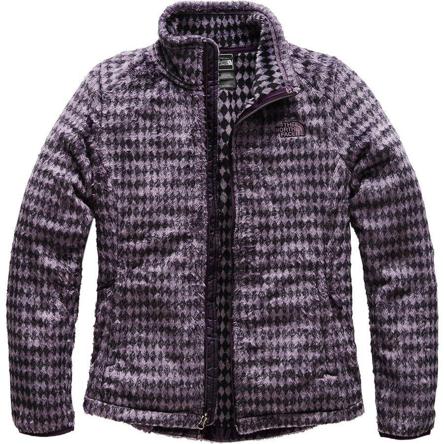 (取寄)ノースフェイス レディース ノベルティ Osito ジャケット The North Face Women Novelty Osito Jacket Galaxy Purple Heather Diamond Osito Print