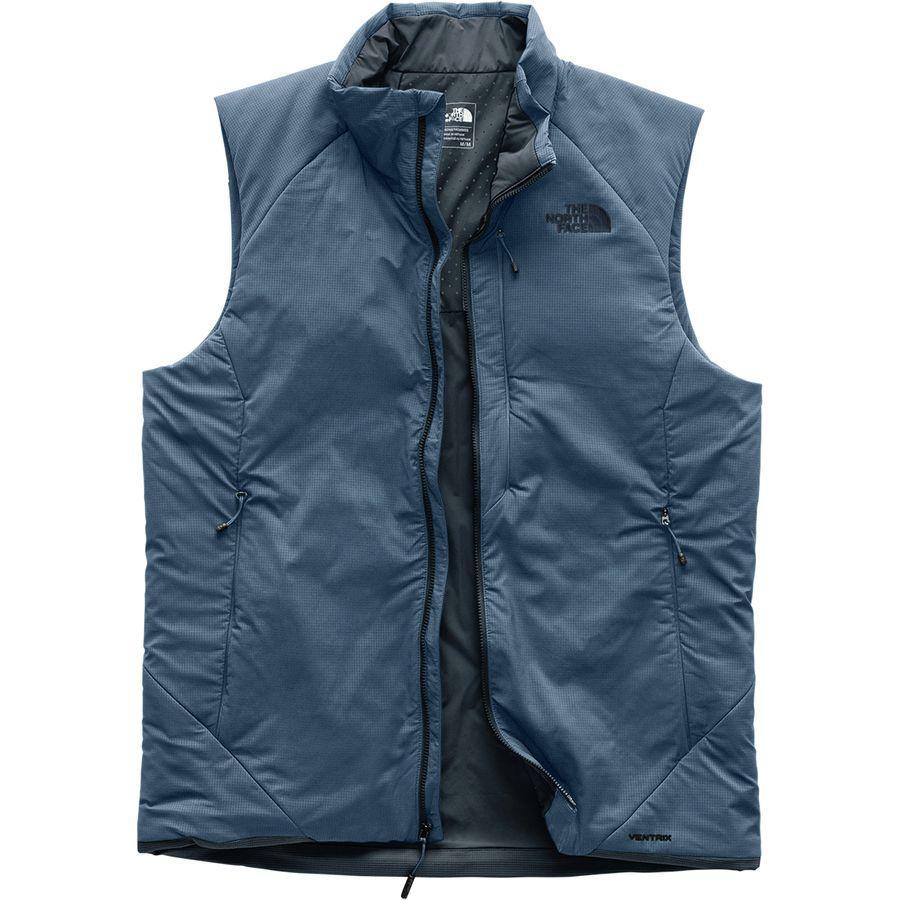 (取寄)ノースフェイス メンズ ヴェントリックス インサレーテッド ベスト The North Face Men's Ventrix Insulated Vest Shady Blue/Shady Blue