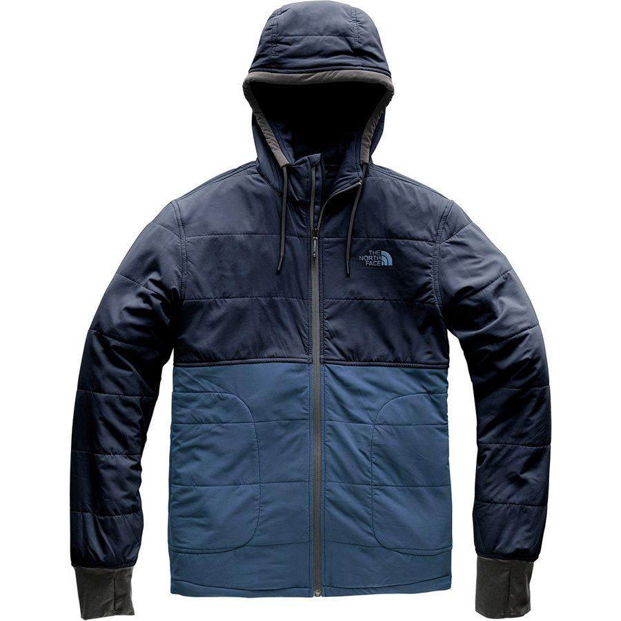 (取寄)ノースフェイス メンズ マウンテン トレーナー 2.0フルジップ パーカー The North Face Men's Mountain 2.0 Full-Zip Hoodie Sweatshirt Shady Blue/Urban Navy