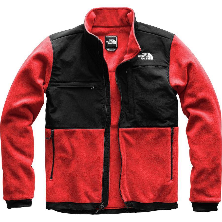 (取寄)ノースフェイス メンズ デナリ 2 フリース ジャケット The North Face Men's Denali 2 Fleece Jacket Tnf Red/Tnf Black