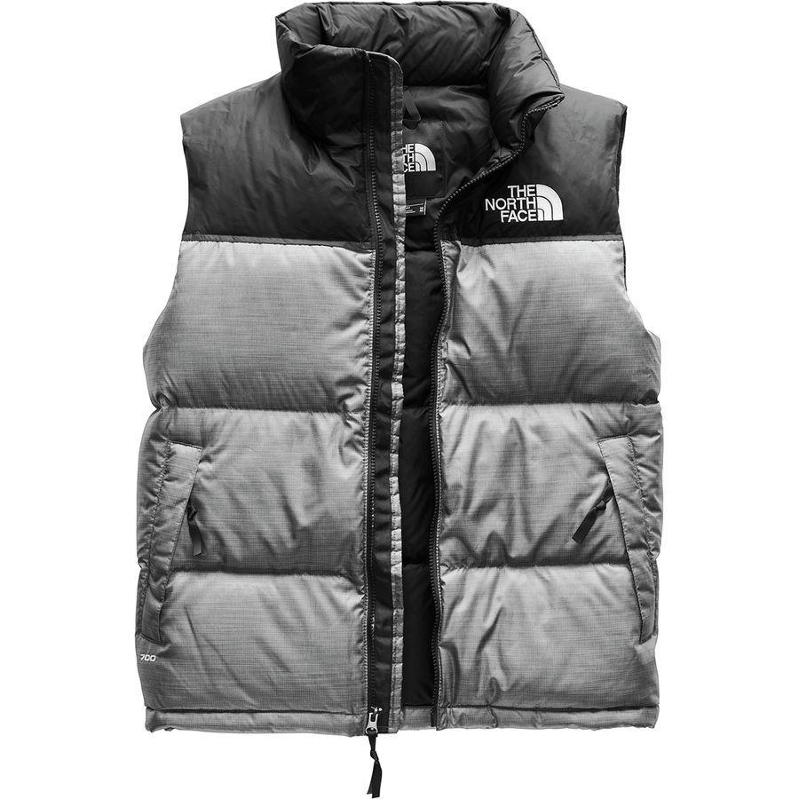(取寄)ノースフェイス メンズ 1996レトロ ヌプシ ベスト The North Face Men's 1996 Retro Nuptse Vest Tnf Medium Grey Heather