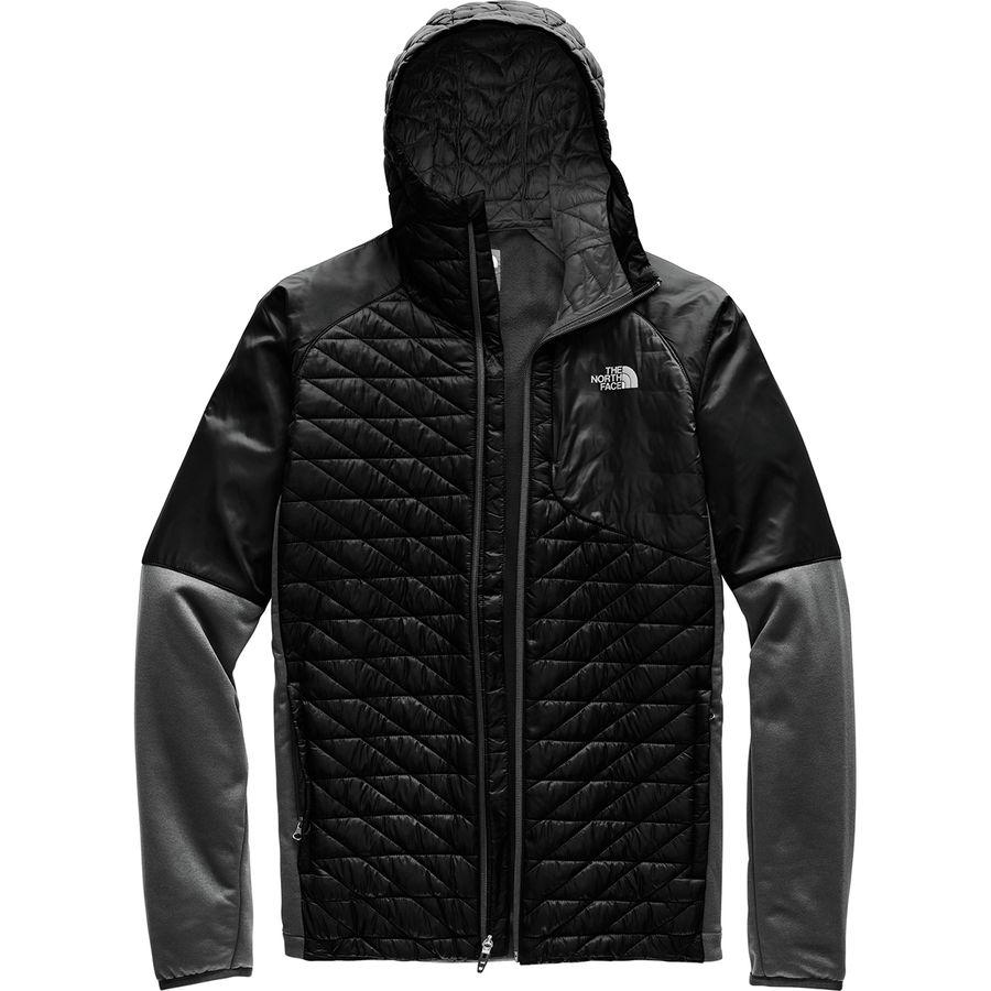 (取寄)ノースフェイス メンズ キロワット サーモボール インサレーテッド ジャケット The North Face Men's Kilowatt Thermoball Insulated Jacket Tnf Black