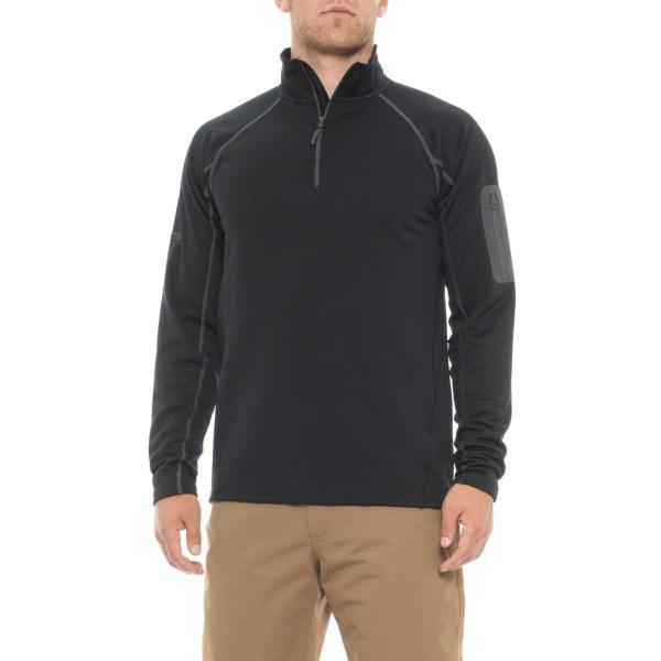 (取寄)マーモット メンズ ストレッチ フリース シャツ Marmot Men's Stretch Fleece Shirt New Black